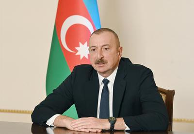 Президент Ильхам Алиев принял в видеоформате Айдына Керимова в связи с его назначением на должность спецпредставителя Президента Азербайджана в Шушинском районе - ФОТО - ВИДЕО