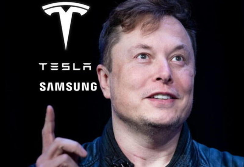 """Tesla и Samsung разработают """"мозги"""" для автомобилей нового поколения"""