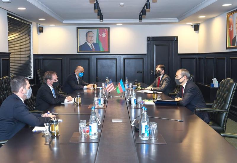 Американские компании готовы участвовать в восстановлении Карабаха