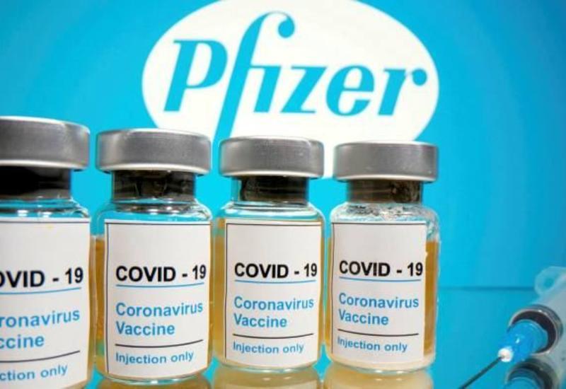 В Украину прибудет 10 млн доз вакцины Pfizer