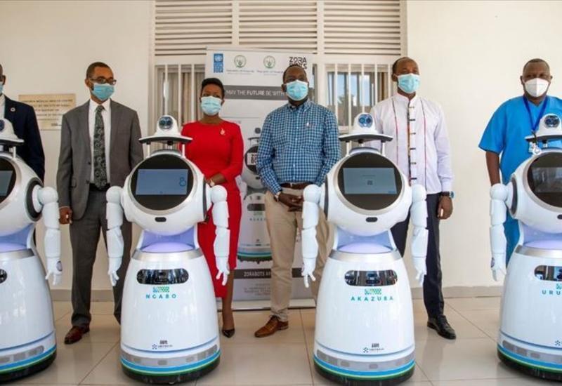В Кении с коронавирусом будут бороться японские роботы