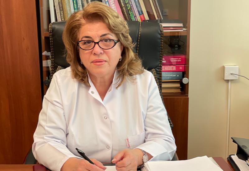 Директор Института легких о вакцинации от коронавируса онкобольных в Азербайджане