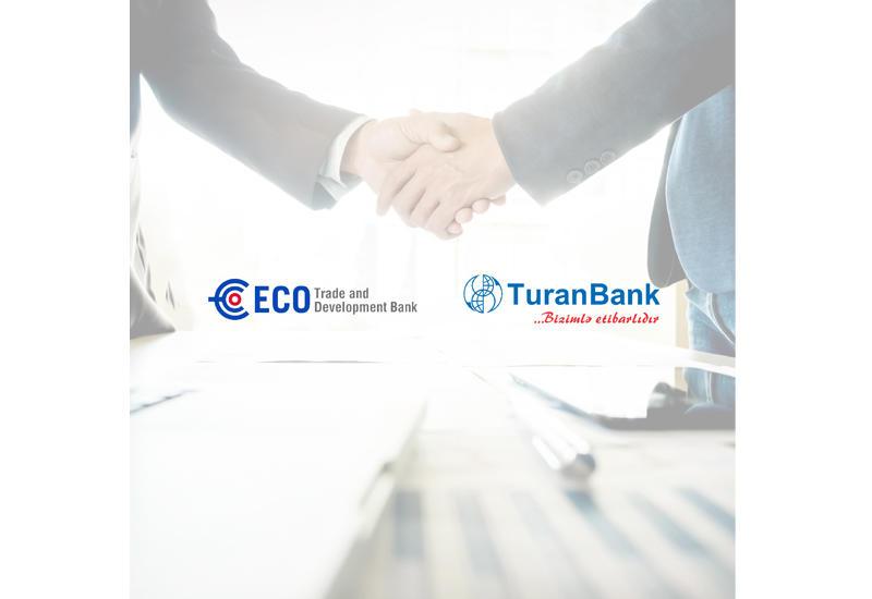 TuranBank nüfuzlu beynəlxalq maliyyə qurumundan kredit xətti almışdır (R)