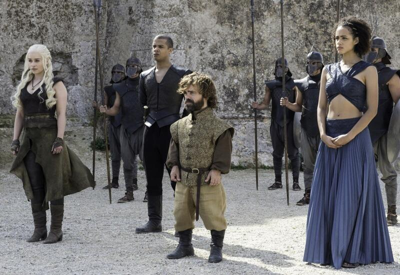 """HBO Max может снять анимационный сериал по мотивам """"Игры престолов"""""""