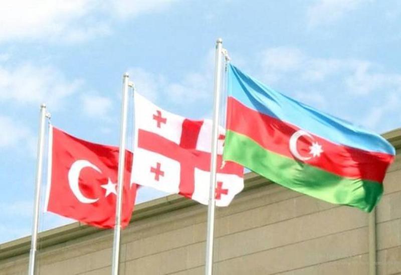 Грузино-турецко-азербайджанское сотрудничество находится на высшем уровне