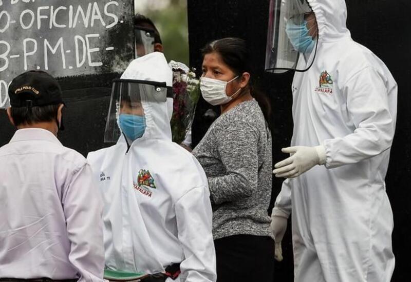 """В Мексике зарегистрировали первый случай заражения штаммами """"дельта"""" и """"мю"""""""