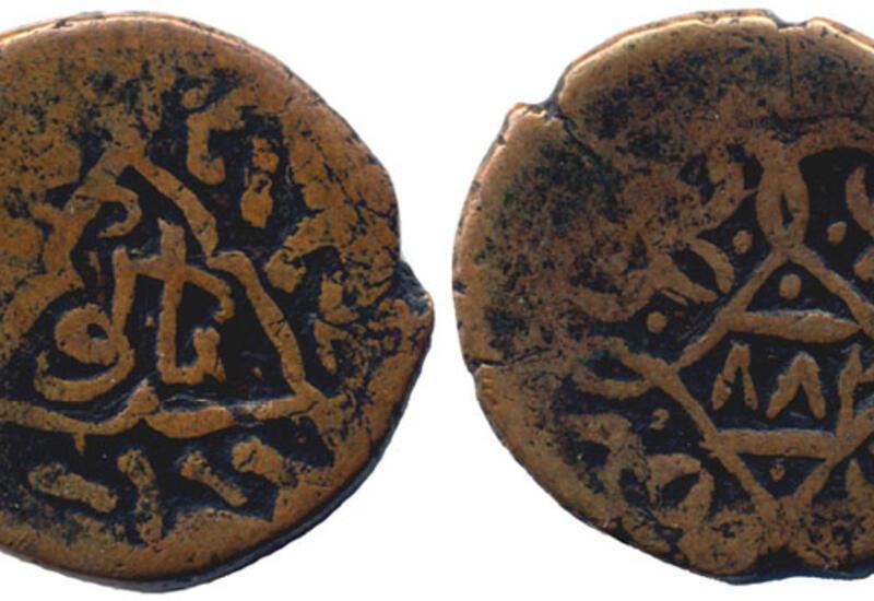 Неизвестная монета XV века из Баку