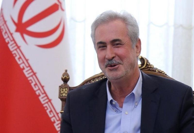 В Иране назначен начальник штаба по развитию торговли с Азербайджаном