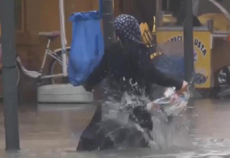 В Турции произошло наводнение, есть жертвы