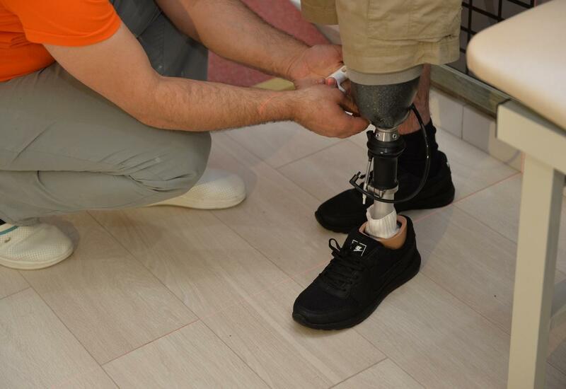 Все раненые военнослужащие будут обеспечены высококачественными протезами