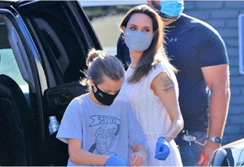 Анджелина Джоли откровенно рассказала о расставании с Брэдом Питтом