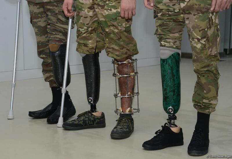 Раненым участникам Отечественной войны не нужно ехать для протезирования за границу