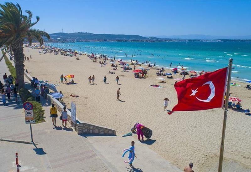 Стало известна дата начала туристического сезона в Турции
