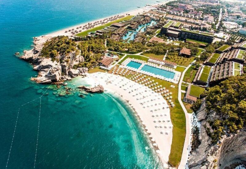 Турция с апреля начнет принимать туристов