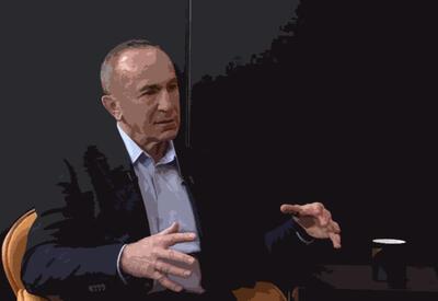 """""""Я возвращаюсь в большую политику""""  - чушка Кочарян насмешил не только армян"""