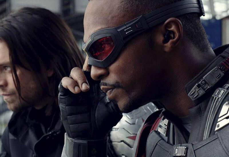 Студия Marvel показала новый трейлер сериала «Сокол и Зимний солдат»