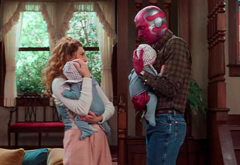 Студия Marvel уволила актера за масштабный спойлер сериала «Ванда/Вижн»