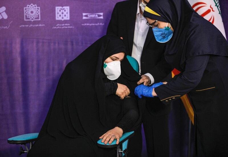 В Иране за последние сутки от коронавируса умерли 380 человек
