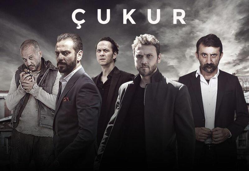 """""""Məndə sığar iki cahan"""" прозвучала в сериале """"Çukur"""""""