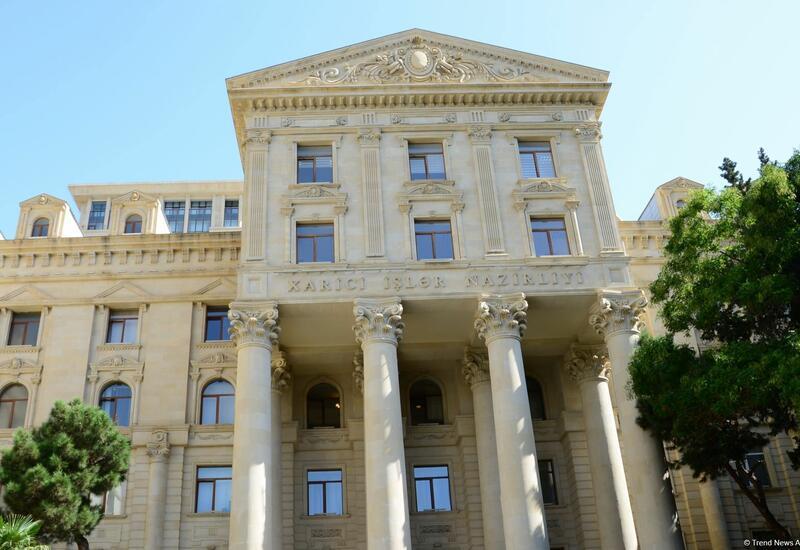 МИД Азербайджана ответил на заявление сопредседателей МГ ОБСЕ