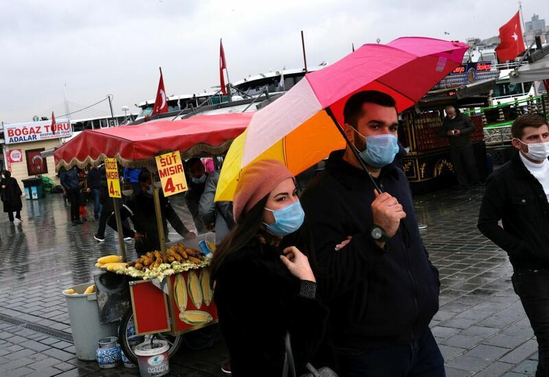В Турции от COVID-19 вылечились свыше 2,63 млн человек