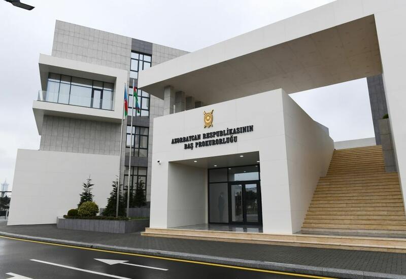 Прокуратура прокомментировала самоубийство в Ясамальском районе