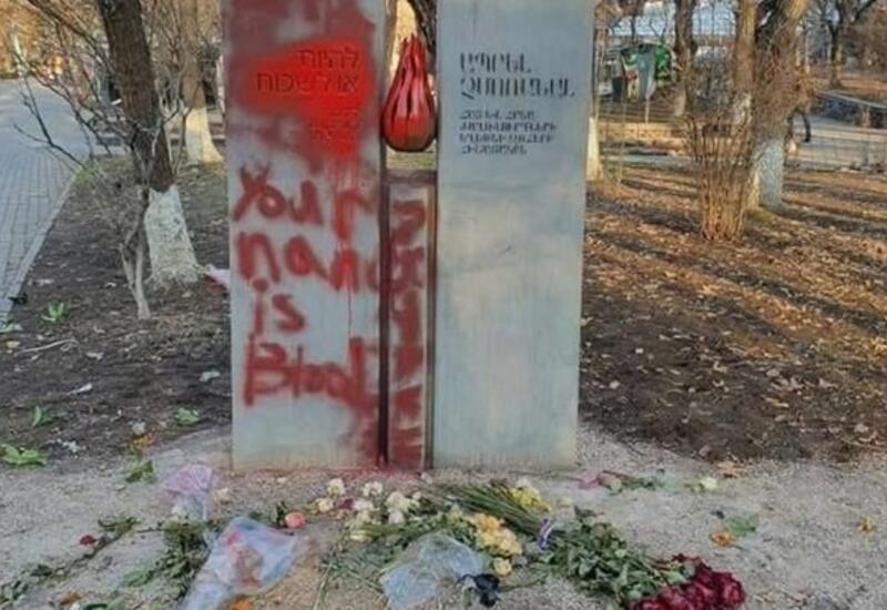 Ответом Израиля на антисемитскую акцию в Армении станет дальнейшaя поддержка Азербайджана