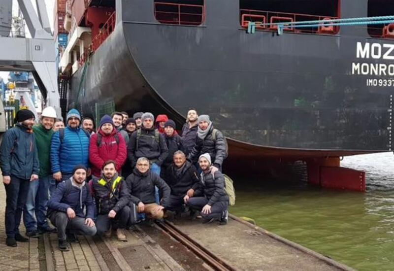 Спасены 15 турецких моряков, взятые в заложники у берегов Нигерии