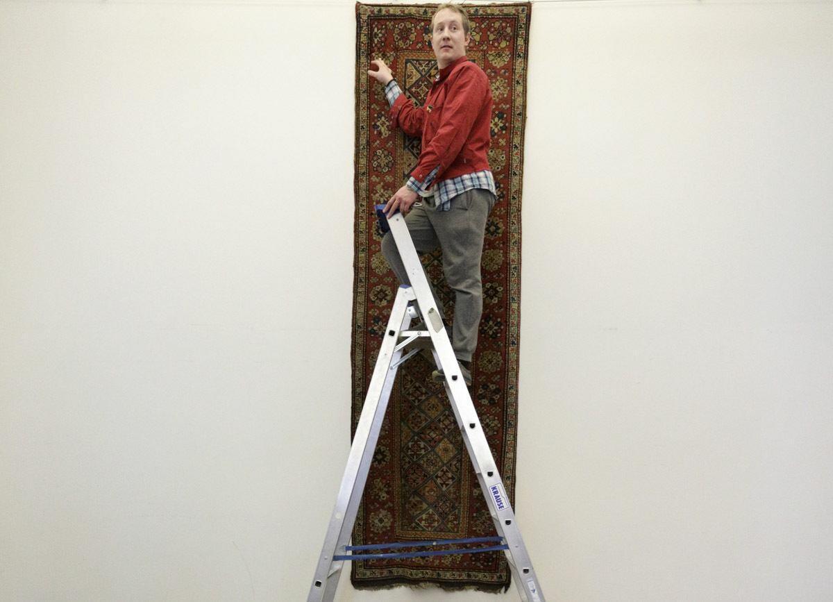 Неповторимые азербайджанские ковры покажут в России