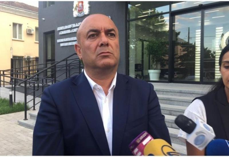 Ограблен дом бывшего депутата грузинского парламента Азера Сулейманова
