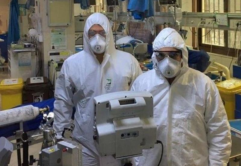 В Иране от коронавируса умерли еще 86 человек