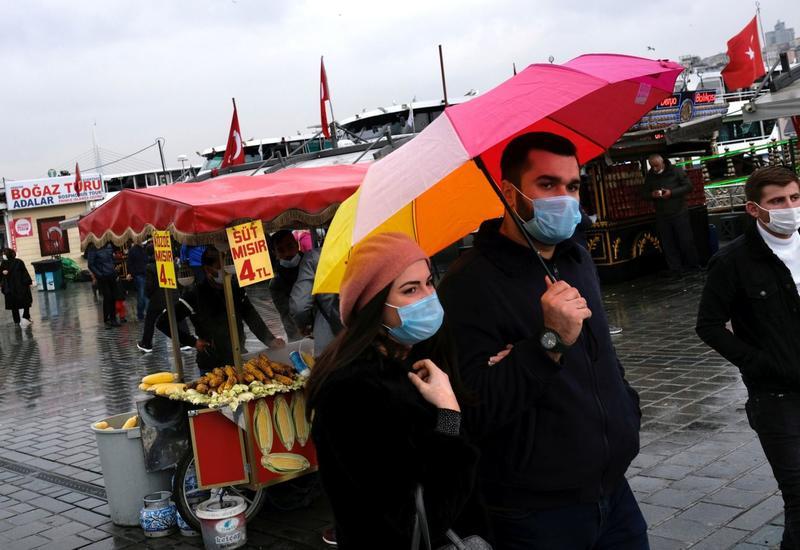 Обнародована последняя статистика по коронавирусу в Турции