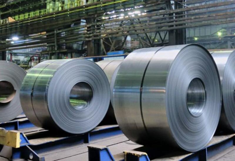 Азербайджан увеличил импорт стали из Турции