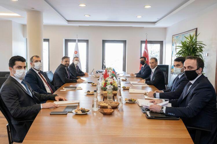Азербайджан и Турция договорились о реализации совместных IT-проектов