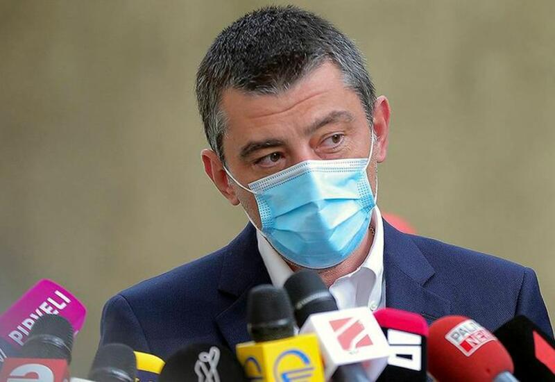 Премьер Грузии ушел в отставку