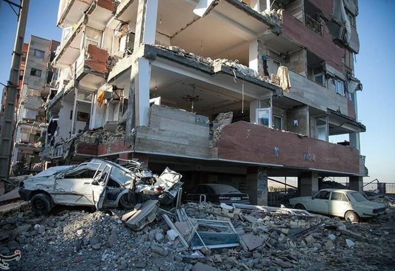 Число пострадавших в результате землетрясения в Иране превысило 60 человек