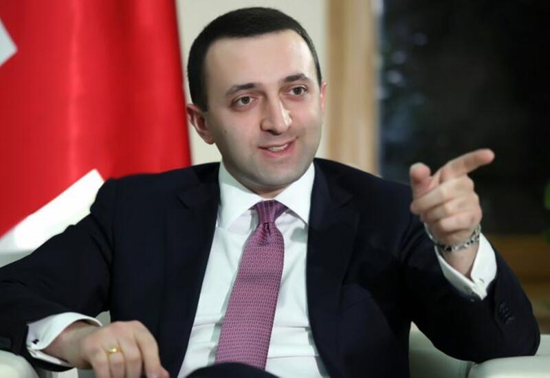 Правящая партия Грузии выдвинула Гарибашвили кандидатом в премьеры
