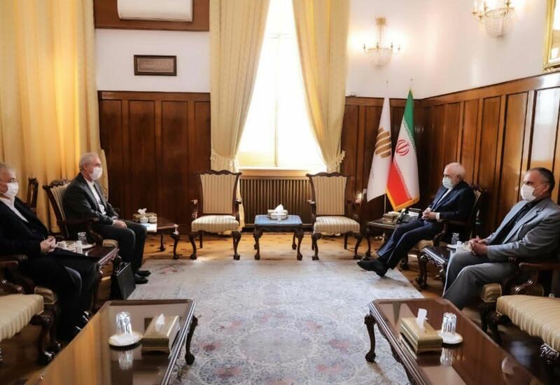 Иран намерен ускорить открытие нового терминала на границе с Азербайджаном