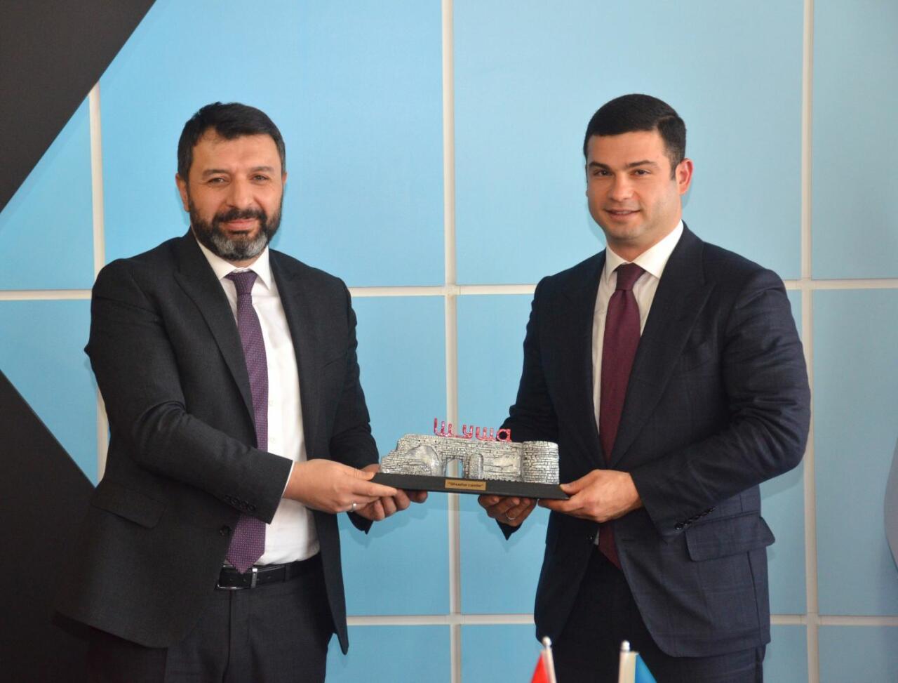 Агентства по развитию МСБ Азербайджана и Турции провели встречу