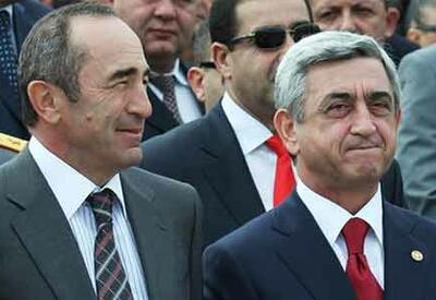 Главными виновниками поражения в карабахской войне являются Кочарян и Саргсян - опрос Gallup International