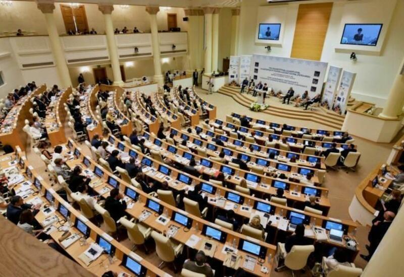 Парламент Грузии на следующей неделе утвердит новый состав правительства