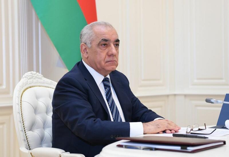 Али Асадов выразил соболезнования вице-президенту Турции
