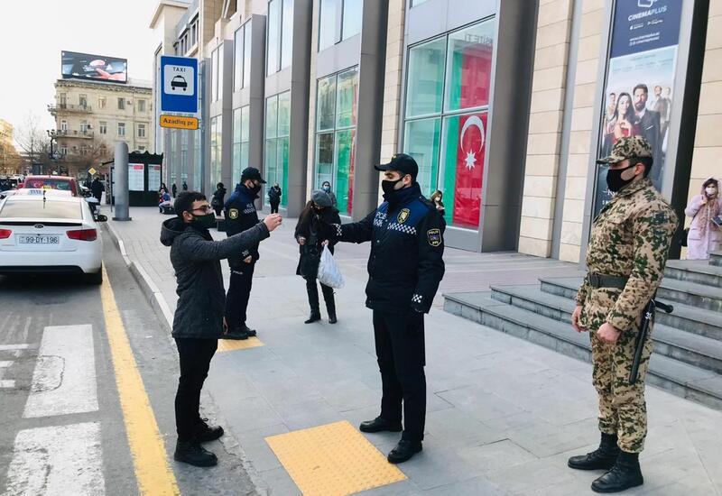 МВД Азербайджана сделало заявление о ношении масок
