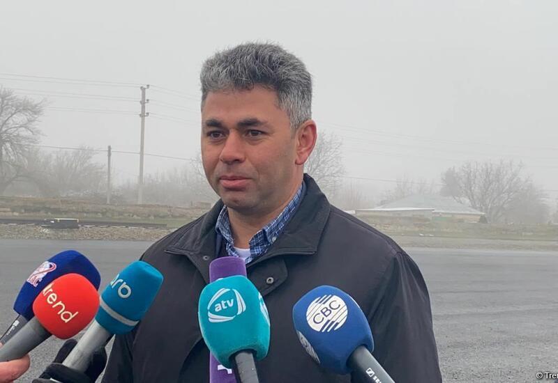 Железная дорога Горадиз-Агбенд наладит связь с Нахчываном