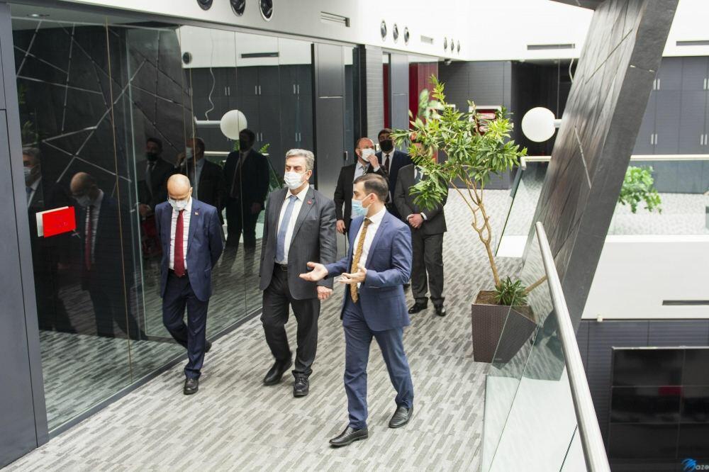 Азербайджан и Турция расширяют сотрудничество в космической сфере