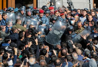 Армяне есть, вариантов нет - ТЕМА ДНЯ от Пярвина Мирзазаде
