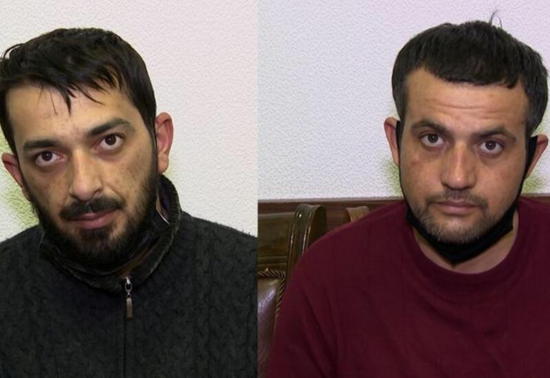 В Баку задержаны наркоторговцы