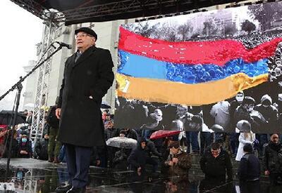 """Реваншистская оппозиция Армении заговорила о """"российском рабстве"""""""