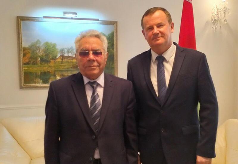 Обсуждено экономическое и гуманитарное сотрудничество Азербайджана и Беларуси