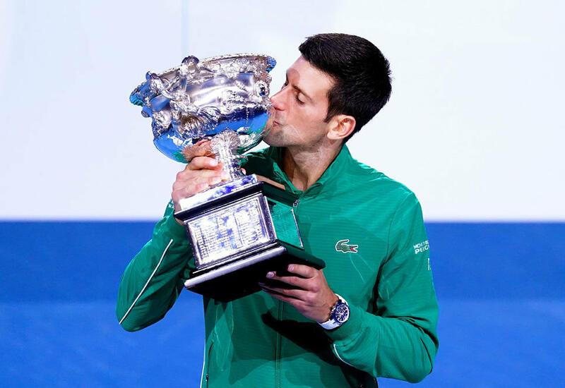 Новак Джокович стал победителем Аustralian Open